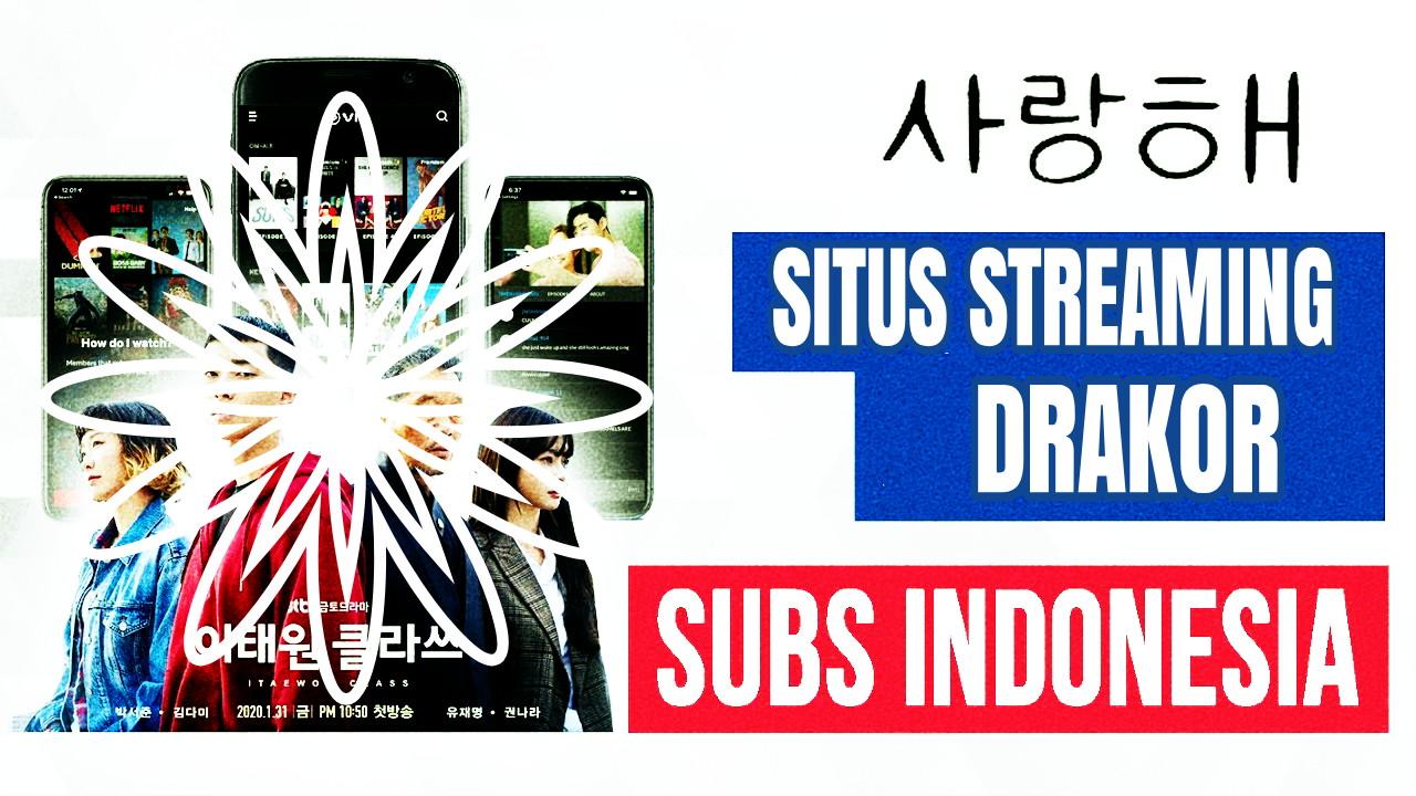 Streaming Drakor Terbaik Subs Indonesia
