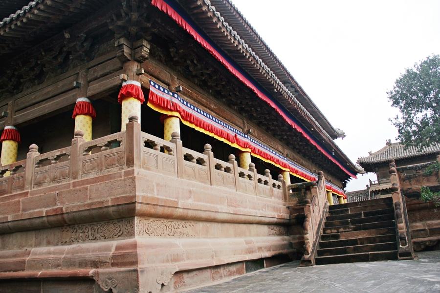 qu tan temple