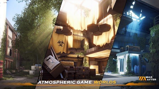 War After PvP Shooter Screenshot
