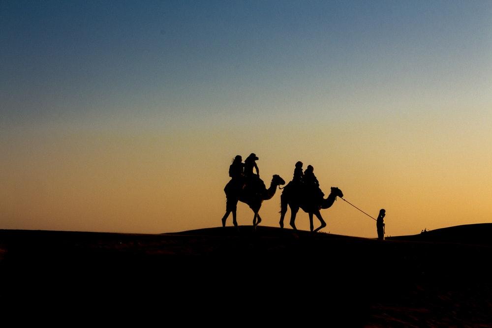 Kisah Orang Madura Naik Unta di Arab