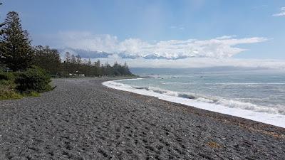 Viajando de motorhome pela Ilha Sul da Nova Zelândia: Kaikoura e Hanmer Springs