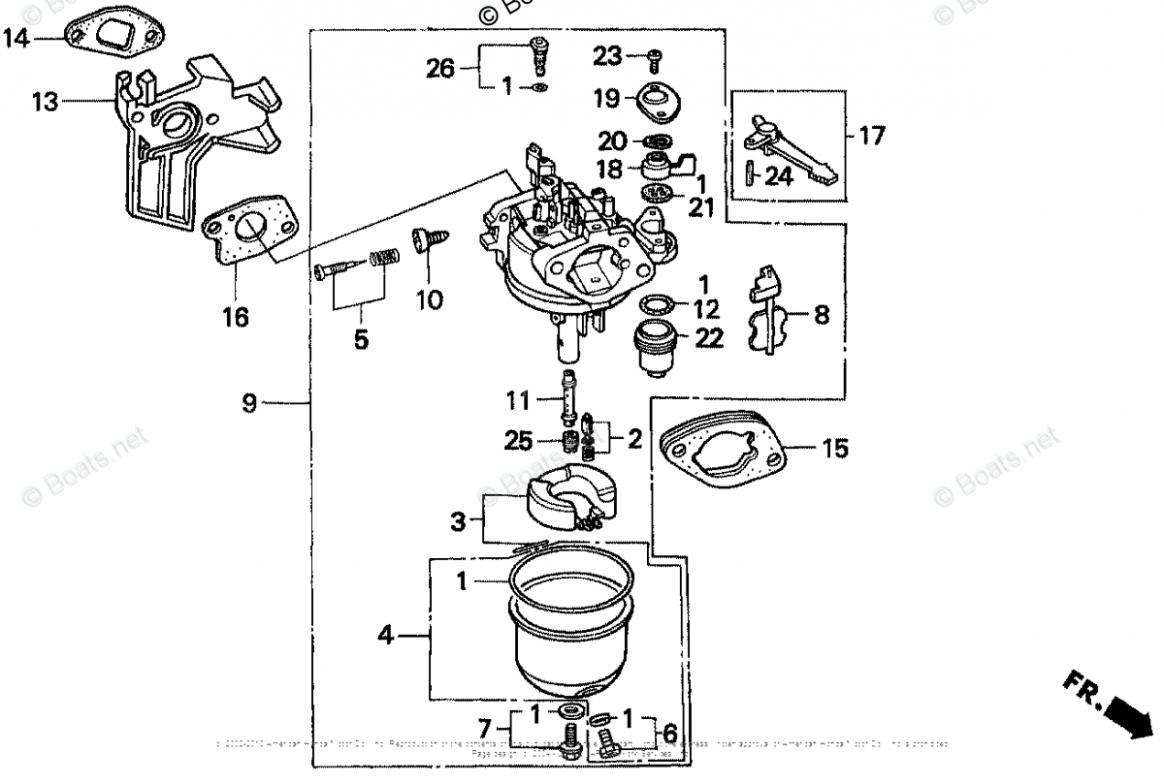 Daihatsu Hijet Carburetor Diagram