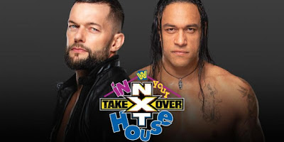"Annunciato Finn Balor vs. Damien Priest per NXT ""Takeover: In Your House"""