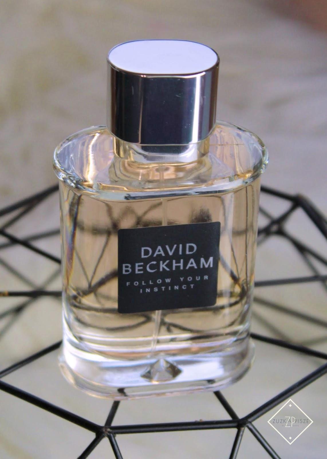 David Beckham Follow Your Instinct - woda toaletowa dla mężczyzn