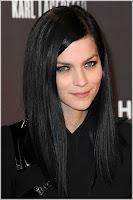 Lange schwarze Frisuren 2015
