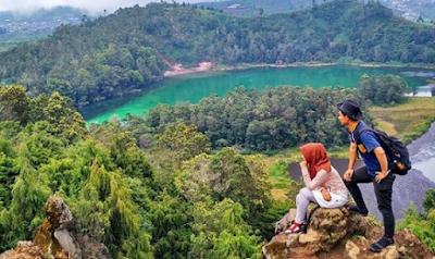 Kawasan Wisata Di Banjarnegara Jawa Tengah Paling Indah