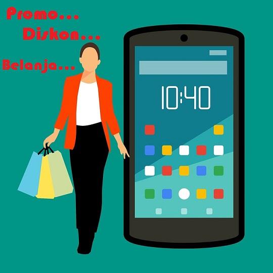 Cara Mencari Promo di Shopee