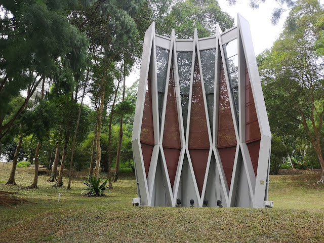 Jubilee Park - Fort Canning Park