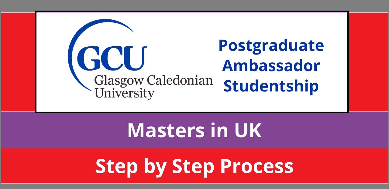 منحة جامعة غلاسكو كاليدونيان 2022-2023 في المملكة المتحدة