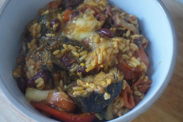une_journée_dans_assiette_what_i_eat_in_a_day_recette_réequilibrage_alimentaire_healthy_manger_sain_vegan_menu_idee_rentrée_riz_tex_mex_bowl