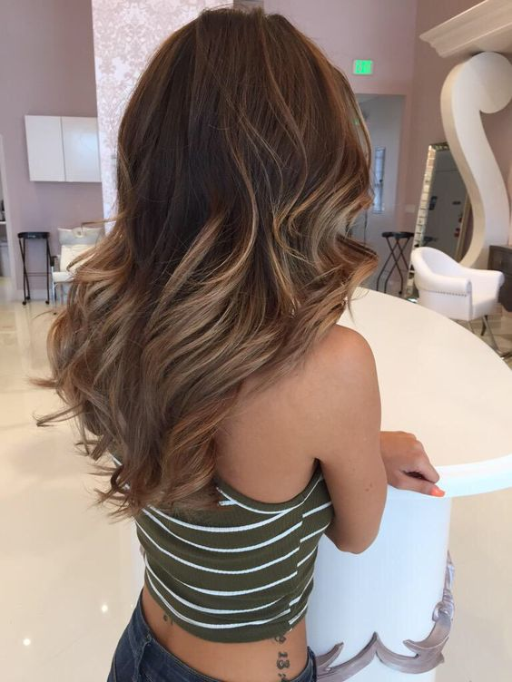 #Hair #Color #2018 Cool Hair Color Ideas to Try in 2018