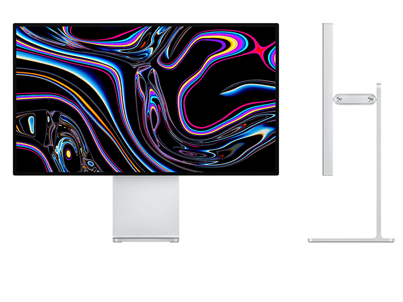 Apple releases Pro Display XDR 32-inch 6K monitor and Pro Stand!2019: Apple announces USD 999 Monitor stand for 32-inch 6K Retina Monitor!