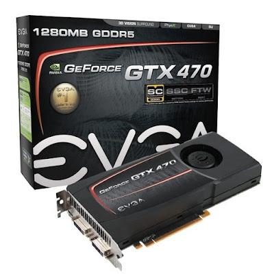 Nvidia GeForce GTX 470フルドライバーのダウンロード