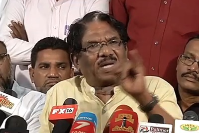 Bharathiraja about sterlite issue