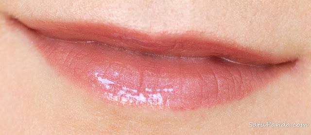 Nobea Stain Lipgloss отзыв и свотчи