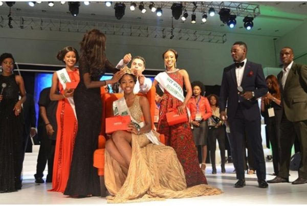Miss Anambra 2016 Chioma Obiadi crowned Miss Nigeria 2016