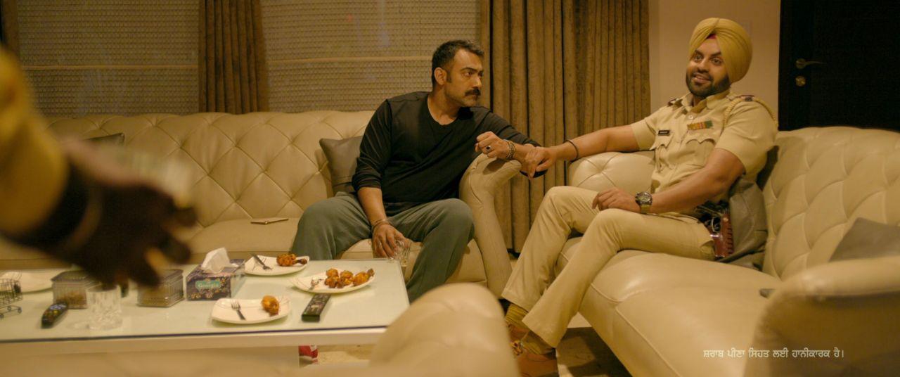 DSP Dev (2019) Full Punjabi Movie Download