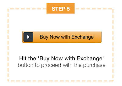 Amazon Introducting Exchange Offers