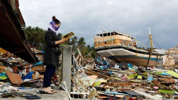 ONU: Unos 250 mil muertos han dejado los tsunamis desde 1998