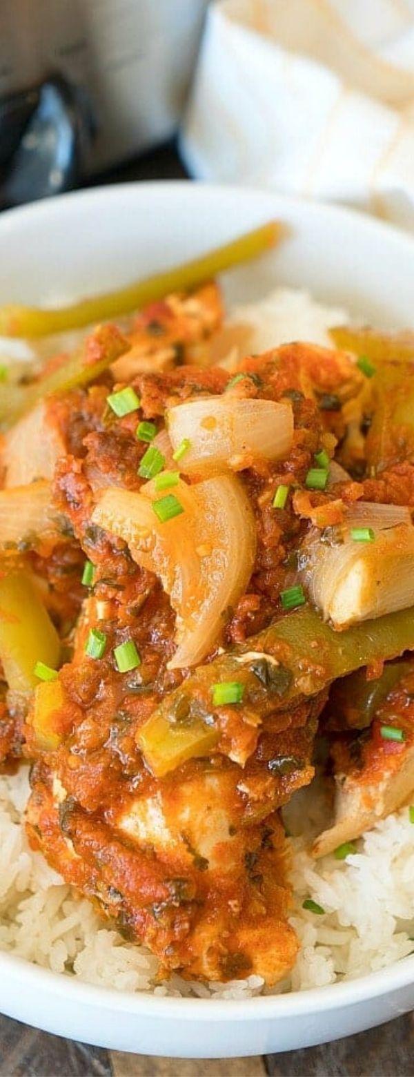 Salsa Chicken Crockpot Recipe