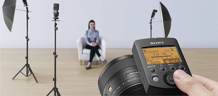 Радиосинхронизатор Sony