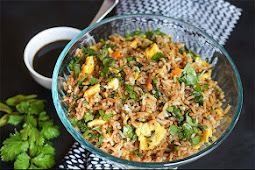 Gluten Free Harvest Fried Rice