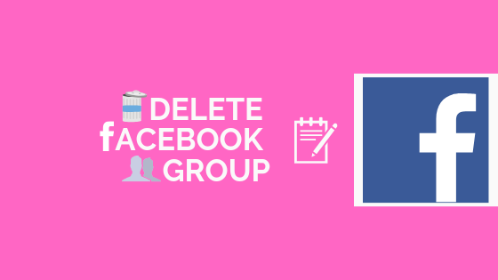 How To Deactivate A Facebook Group<br/>