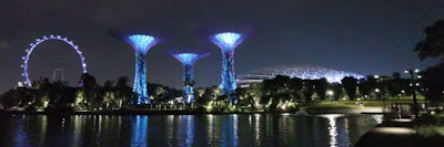 Gardens by the Bay, Singapur, Singapore.
