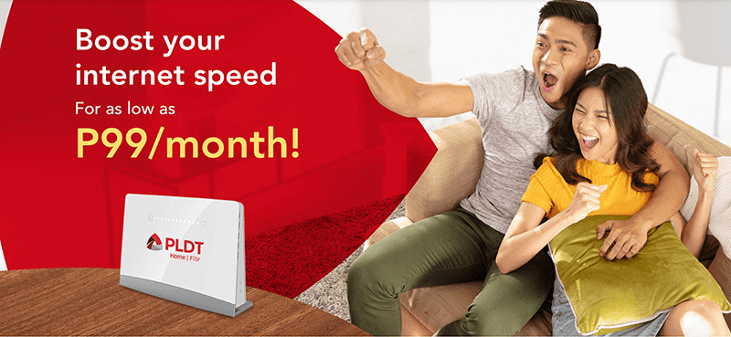 Check out the PLDT SuperSpeed promo