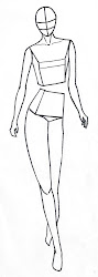templates figure template drawing sketch print illustration mannequin designer female sketches croquis silhouette draw becoming road beginners illustrations silhouettes figures