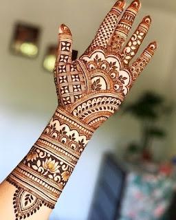 mehndi design for boy marriage