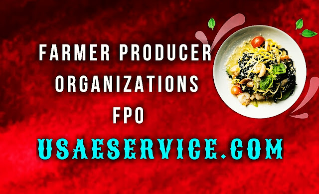 Farmer Producer Organizations FPO By India Government