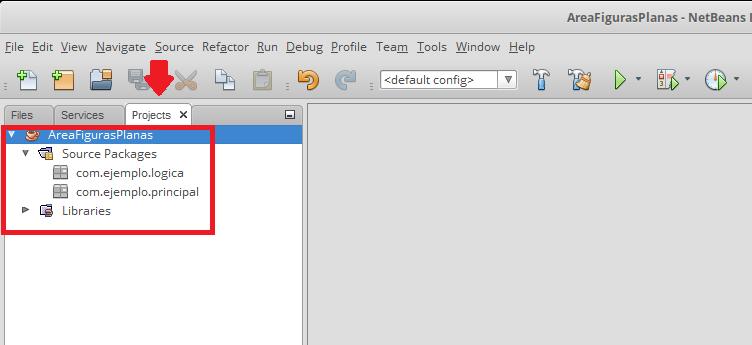 área Figuras Planas Consola Java Como Programar