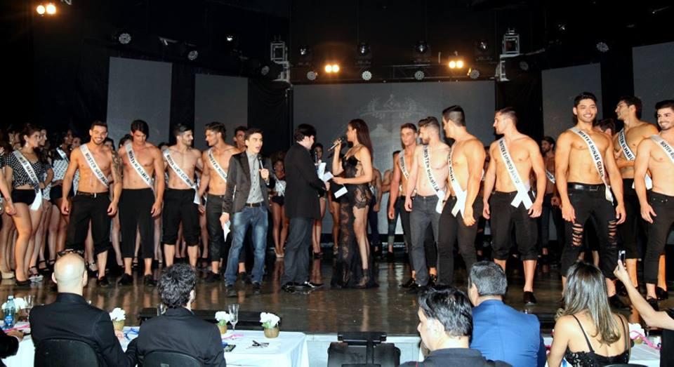 60 Finalistas do Concurso Miss e Mister Brasil 2016 - Foto: Salani Antônio