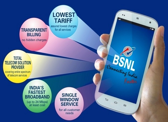 BSNL to revise Voice STV 135 with 1440 minutes free any network calls for prepaid mobile customers all over India with effect from from 21st October 2020