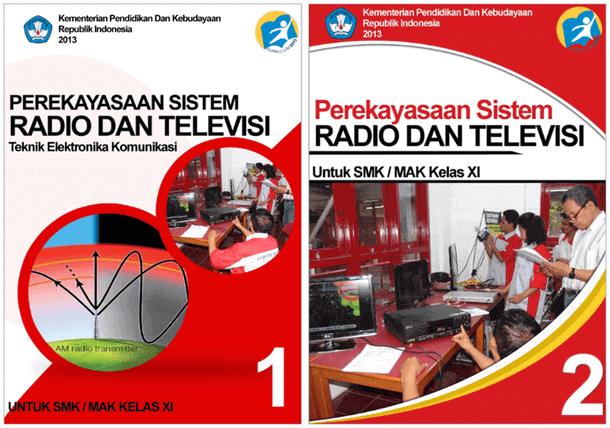 Buku Perekayasaan Sistem Radio dan TV SMK MAK Kelas Semester 1 dan 2