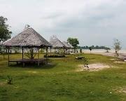 Pantai Elyora Jembatan 6 Barelang ujung Primadona Baru di Batam