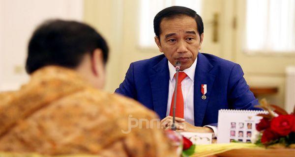 Jokowi Bingung, Sudah PSBB Tapi yang Positif Korona Makin Nambah