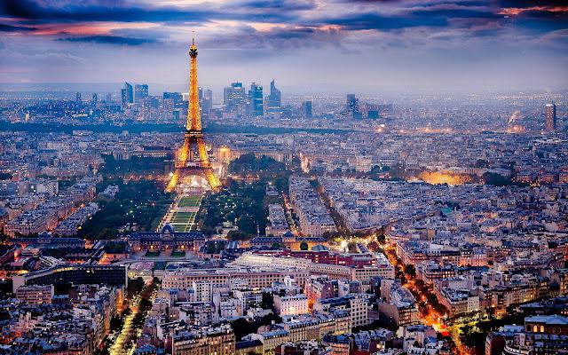 Clima e temperatura de Paris