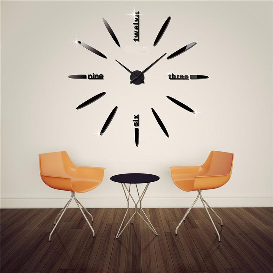 Jam Dinding DIY Untuk Mempercantik Ruangan Anda 5227cbe9f9
