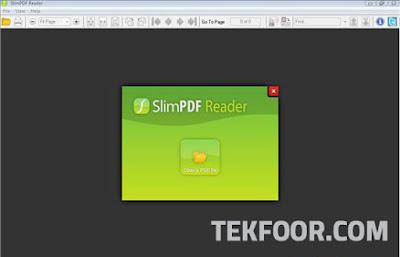 افضل 09 برامج pdf للكمبيوتر لسنة 2020 برنامج Slim PDF