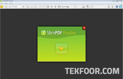 افضل 09 برامج pdf للكمبيوتر لسنة 2021 برنامج Slim PDF