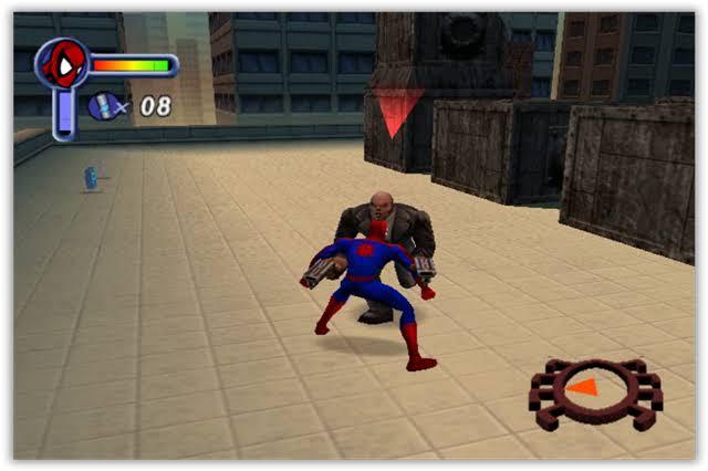 تحميل لعبة Spider Man 1 للكمبيوتر