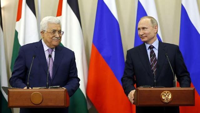 Palestina Siap Runding dengan Israel Jika Dimediasi Rusia