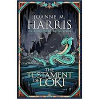 Book cover image of The testament of Loki