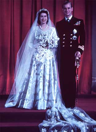 28f70e71e8ca7 ROYAL COUTURE.....Royal Wedding Gowns: A Look Back Through The Years ...