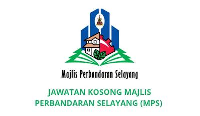 Jawatan Kosong Majlis Perbandaran Selayang 2019 (MPS)