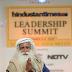 """We aren't very far from buying and selling human beings"", says Sadhguru Jaggi Vasudev at Hindustan Times Leadership Summit"