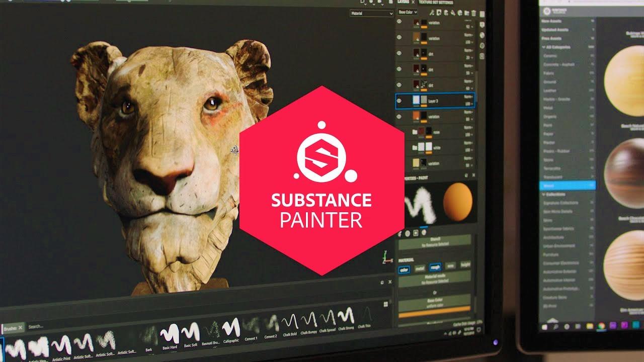 Allegorithmic Substance Painter 2020 Full Version