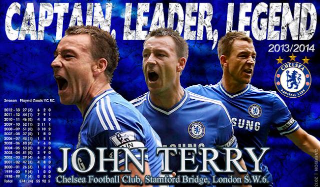 Ini Langkah Berikutnya Setelah Jhon Terry Meninggalkan Chelsea